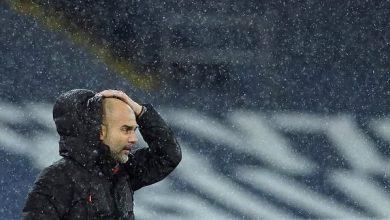 غوارديولا: 5 لاعبين سيغيبون عن مواجهة تشيلسي بسبب كورونا