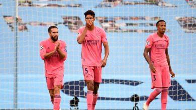 فاران يتحمل مسؤولية خروج ريال مدريد من دوري الأبطال
