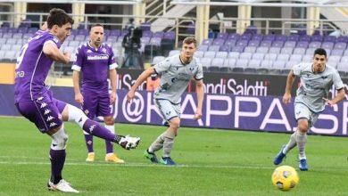 فيورنتينا وهيلاس فيرونا يتعادلان في الدوري الإيطالي