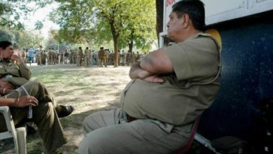 في الهند... أوامر لأفراد الشرطة بإنقاص وزنهم لفشلهم في مطاردة المشتبه بهم