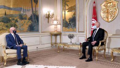 قيس سعيّد يستقبل ممثل منظّمة الصحة العالمية في تونس  