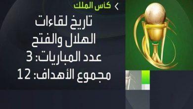كأس الملك: الهلال يبدأ حملة الدفاع عن لقبه بمواجهة الفتح
