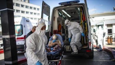 كورونا: تسجيل 86 حالة وفاة و1615 إصابة جديدة |