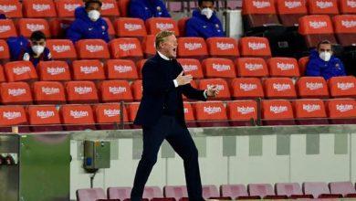 """كومان: برشلونة قادر على الفوز بـ""""النهائيات التسعة"""""""