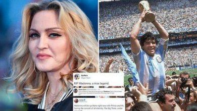 «مادونا أم مارادونا»... كثيرون اعتقدوا بموت المغنية الشهيرة