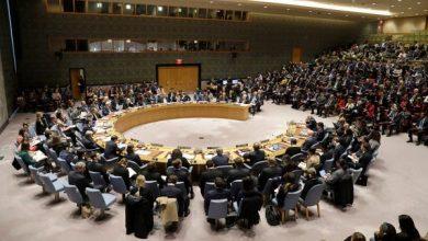 مجلس الأمن يصوت على مشروع هدنة إنسانية لتوزيع اللقاحات