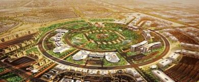 مدينة الملك سلمان للطاقة تحصل على تصنيف المباني الخضراء