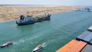 مصر تثبت جميع رسوم عبور السفن في قناة السويس