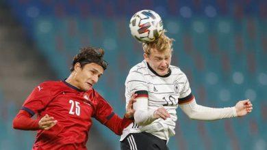 منتخب ألمانيا يتغلب بصعوبة على التشيك في لقاء ودي
