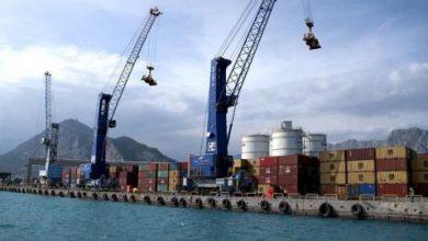 نمو التجارة الخارجية للصين الشهر الماضي