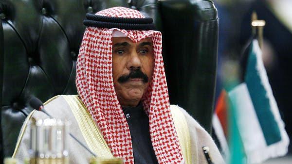 نواف الأحمد يؤدي اليمين الدستورية أميرا للكويت اليوم