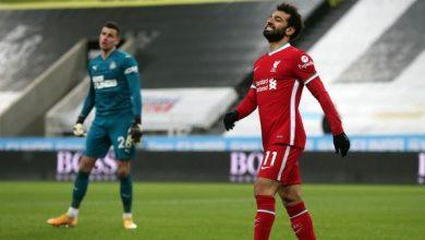 نيوكاسل يحبط ليفربول ويفرض عليه التعادل