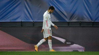 هازارد في ريال مدريد.. معاناة من قلة الدقائق وكثرة الإصابات