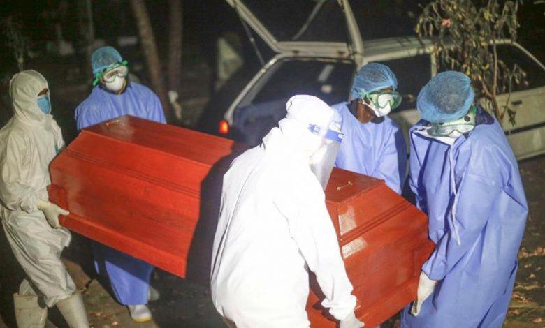وفاة جديدة بكورونا في تونس |