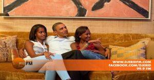 قطيع من الماشية مهرا من كيني متيم لابنة أوباما