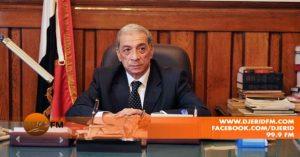 تشييع النائب المصري العام هشام بركات في جنازة عسكرية