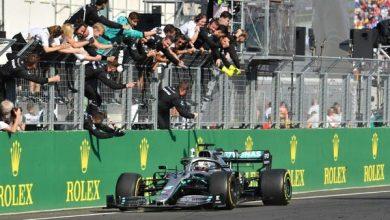 """""""فورمولا-1"""" تقيم 8 سباقات في بطولة العالم 2020"""